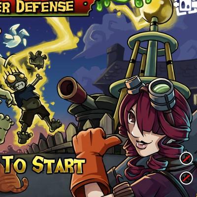 Гра Захисти Будинку від зомбі з привидами