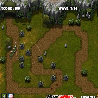 Гра Захист Бази: Оборона периметра 2
