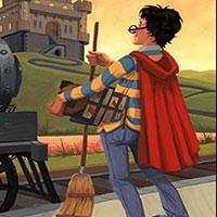 Гра Гаррі Поттер шукає відмінності
