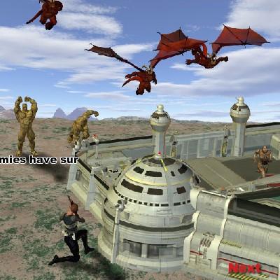 Гра Захист Бази: Спеціальний загін