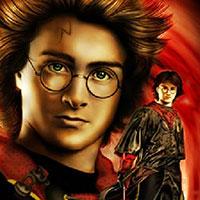 Гра Знайди справжнього Гаррі Поттера