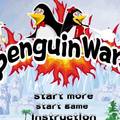 Гра Захист Замку: Війна Пінгвінів