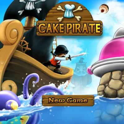 Гра Захист Вежі: Торт Піратів