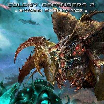Гра Захист Космічної Бази: Захисники колонії