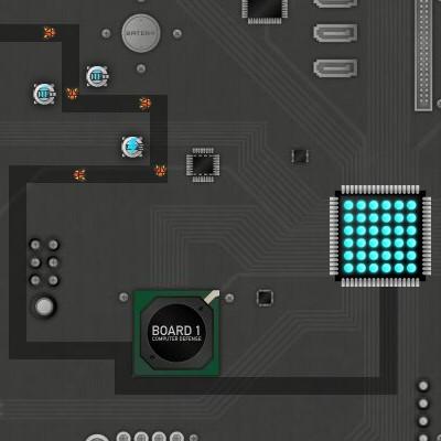 Гра Захист Комп'ютера від вірусів