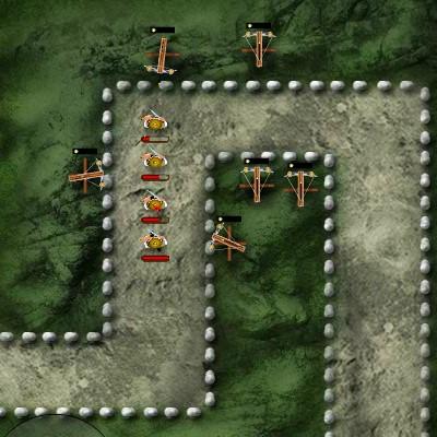 Гра Захист Імперії: Війська Ганнібала