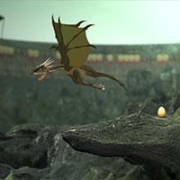 Гра Гаррі Поттер збирає яйця