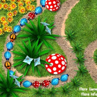 Гра Зума жуки: Захист притулку