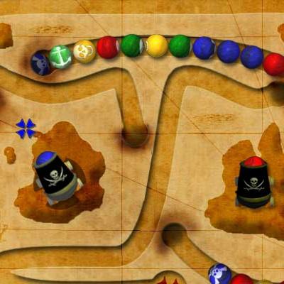 Гра Зума: Піратське пригода