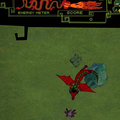 Гра Леталка: Дракон Джейк Лонг і пастки