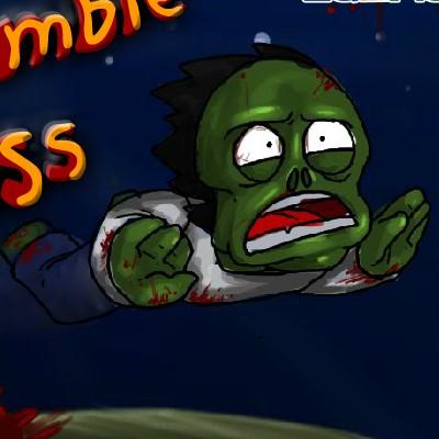 Гра Леталка Зомбі на дистанцію