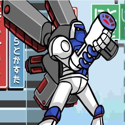 Гра Літаючий Робот Роботор