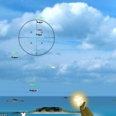 Гра Літалки: Повітряний Стрілець