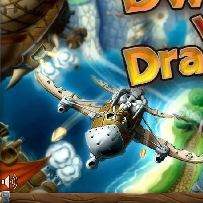 Гра Леталка Стрілялка: Гноми проти Драконів