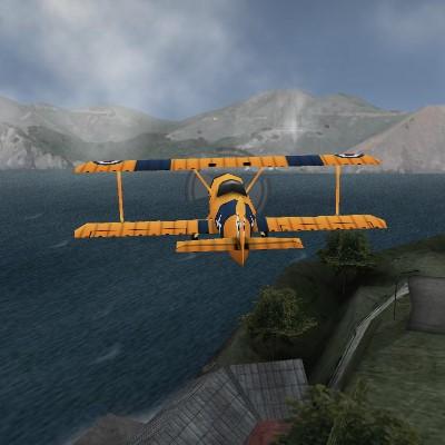Гра Леталка: Трюки Пілота 2