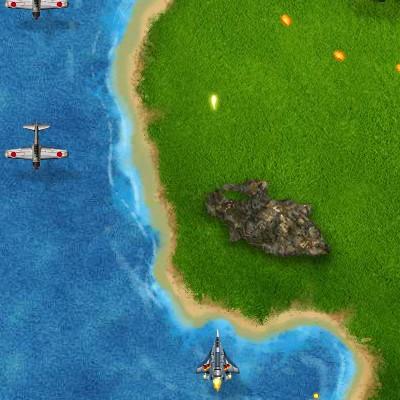 Гра Леталка: Повітряний бій Втеча з Вотерлэнд
