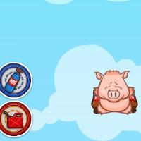 Гра Літаючий Свин: Спаси подружку