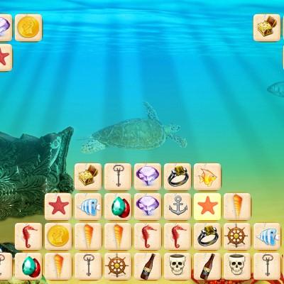 Гра Морський Маджонг Коннект: Нептун