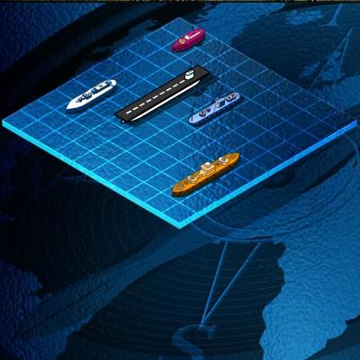 Гра Морський Бій: Військові Кораблі