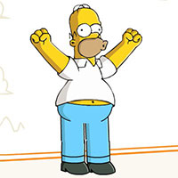 Гра Сімпсони: Пни Гомера