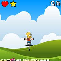 Гра Сімпсони: Хеллоуїнські стрибки