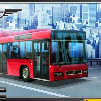 Гра Парковка Довгого Автобуса: Водій по місту