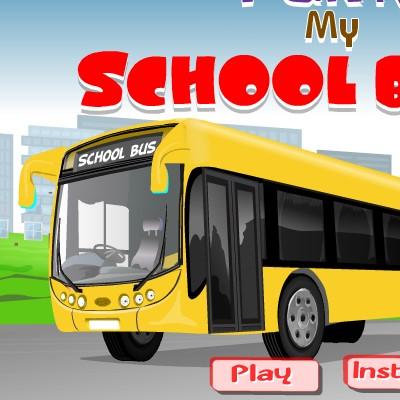 Гра Парковка Шкільного Автобуса