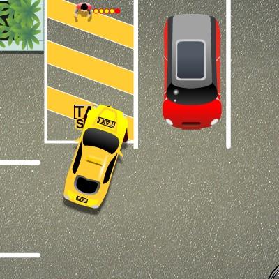 Гра Парковка Таксі 2