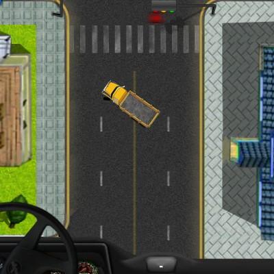 Гра Парковка Великого Вантажівки