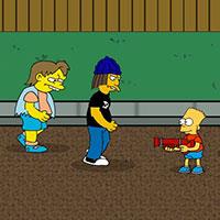 Гра Сімпсони: Барт проти хуліганів