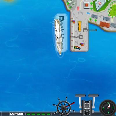 Гра З Паркування Кораблів