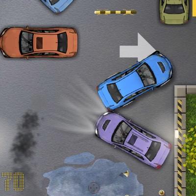 Гра Парковка Машини 3: Майстер парковки