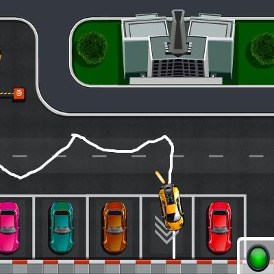 Гра Парковка з Мальованої Лінії