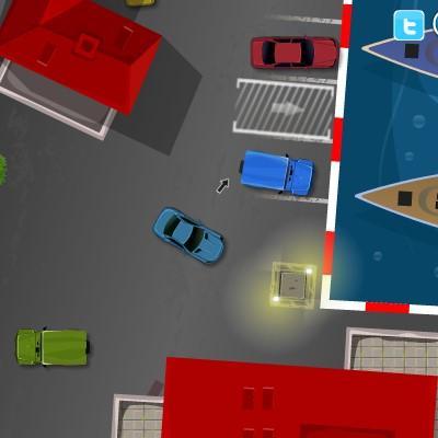 Гра Парковка Машини в Монте Карло