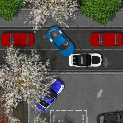 Гра Парковка Машини: Навколо Світу