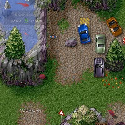 Гра Парковка 2: Виїзд на природу