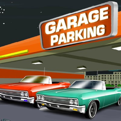 Гра Паркування в Гаражі за Рівнями