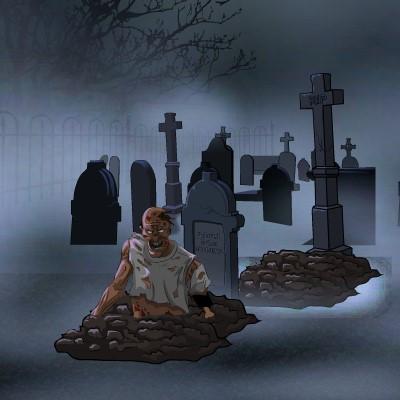 Гра Парковка Стрілялка: Винищувач Зомбі