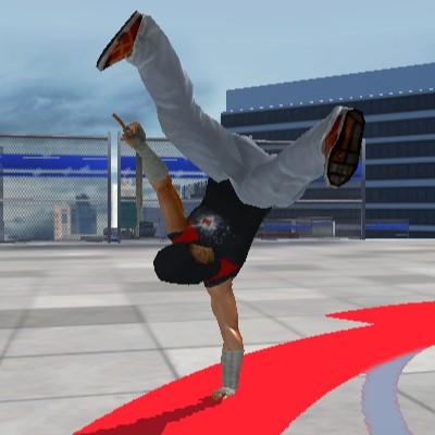 Гра Паркур 3D 2