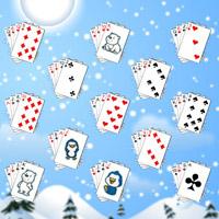 Гра Пасьянс: Зима