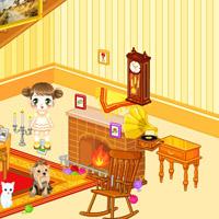 Гра Переробки Вітальні: Генеральне Прибирання