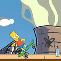 Гра Сімпсони: Божевілля на скейті
