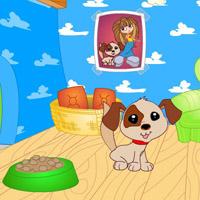 Гра Переробка Кімнати для собачки Паппи