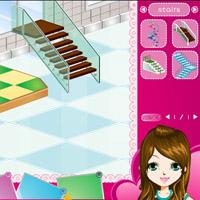 Гра Переробка Кімнати для Дівчинки