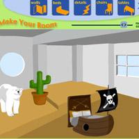 Гра Переробка: Створи Свою кімнату