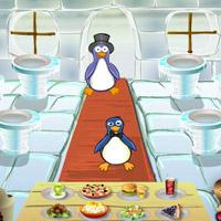 Гра Маленький Ресторан Пінгвіна