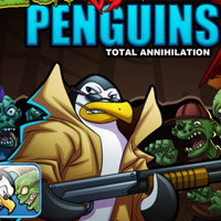 Гра Пінгвін проти Зомбі 3