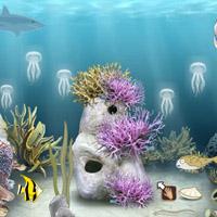 Гра Плавання Втеча з Рифу