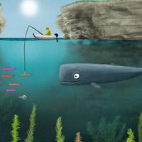 Гра плавання: Життя під водою маленького кита