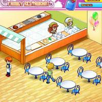 Гра Сімейний Ресторан: Відмінне обслуговування